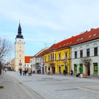 Slovaquie : visiter Trnava
