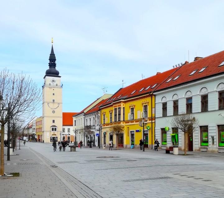 Slovaquie : visiterTrnava