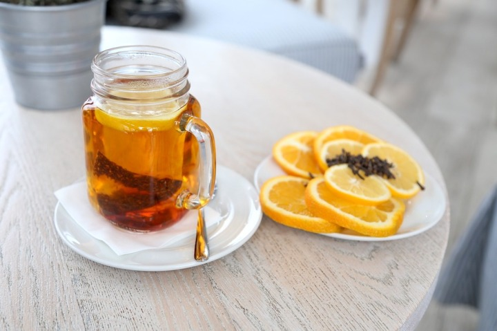 the au citron matin reveil