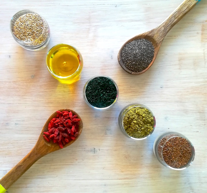 Quels compléments alimentaires pour être en forme au printemps?