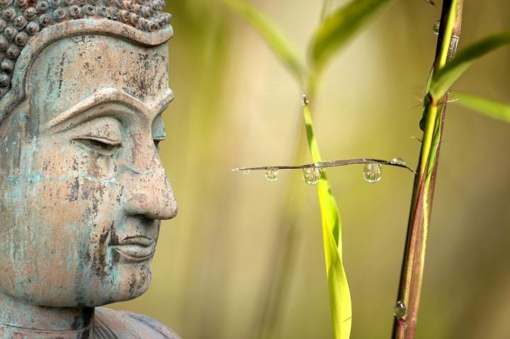 Meditation bouddha