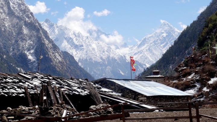 Nepal-voyage