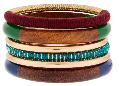 Bracelets en bois - Accessories