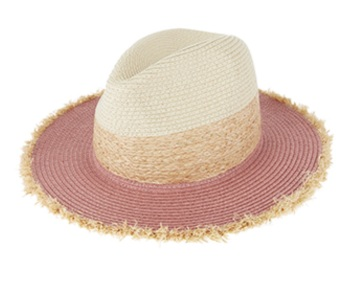 Chapeau de paille - Source - Accessorize.com