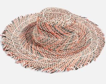 Chapeau souple coloré - Source : fr.TopShop.com