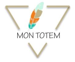 Mon Totem Logo design 2