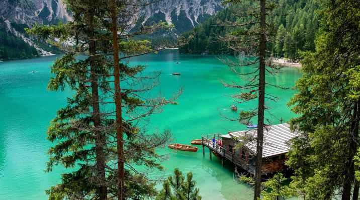 Lac été