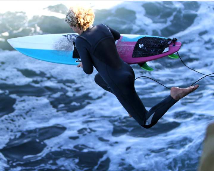 surf bouger