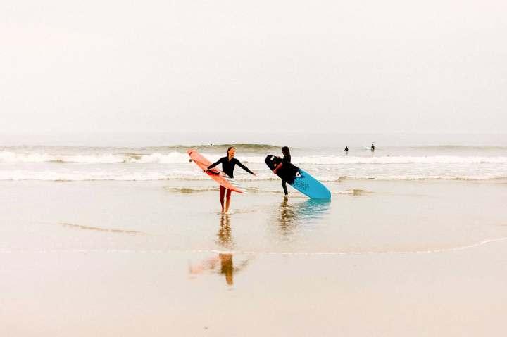 surf plage