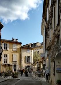 Les rues en pavés