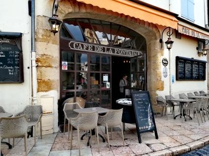 Le Café de la Fontaine