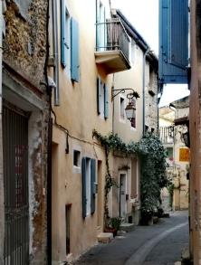 Une rue tranquille