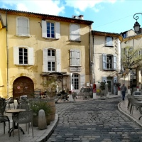Un petit tour à Lourmarin