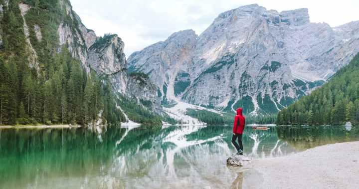 Montagnes-Italie-Dolomites