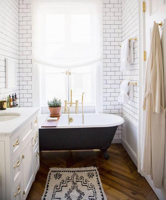 Comment transformer sa salle de bain en petitparadis