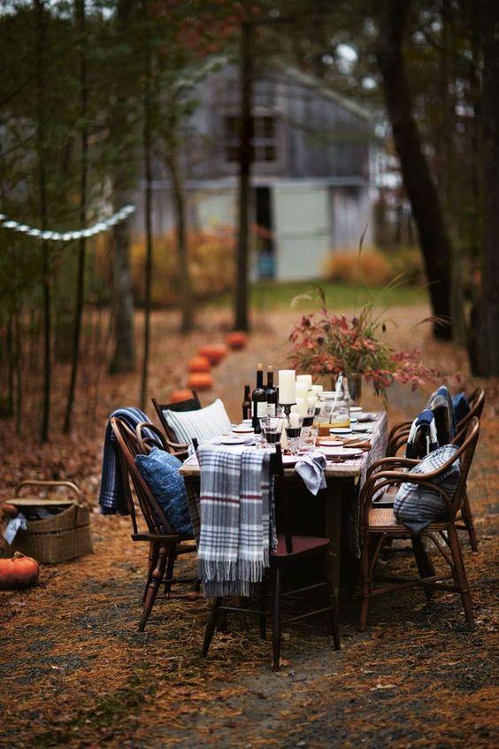 Accueillir l'automne comme il sedoit