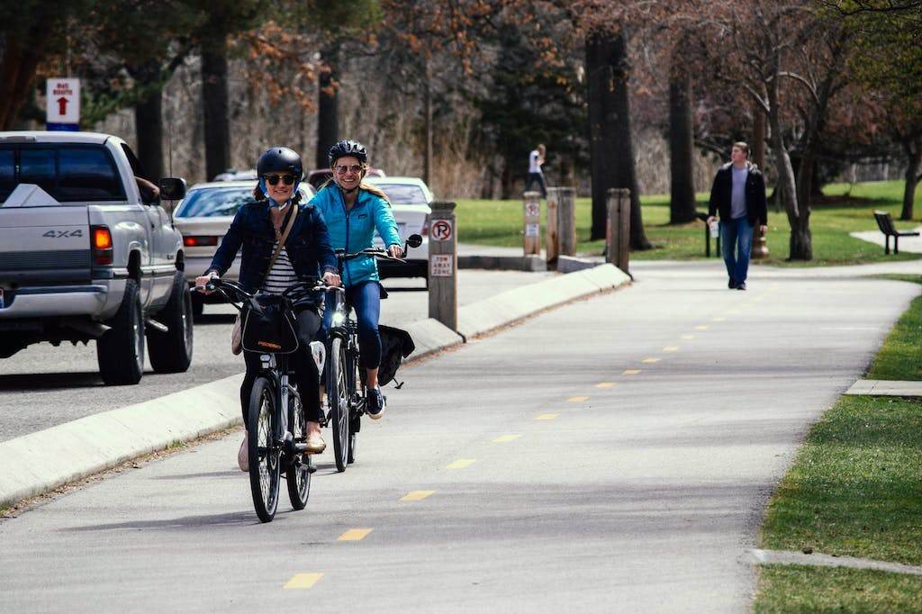 Et si on allait travailler à vélo?