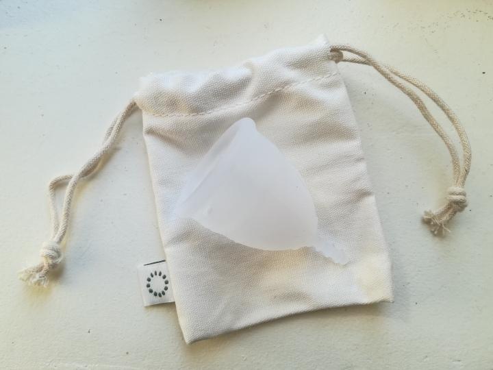 OrganiCup, la coupemenstruelle