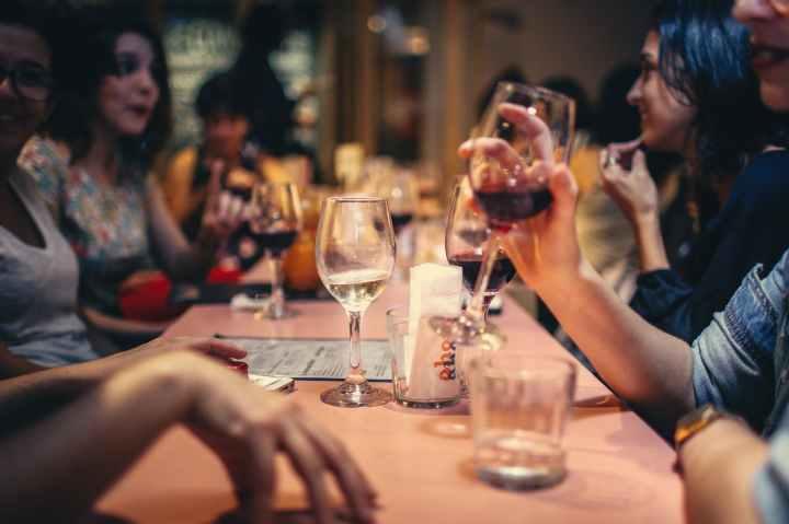 soirée entre amis