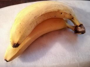Bananes bien mûres
