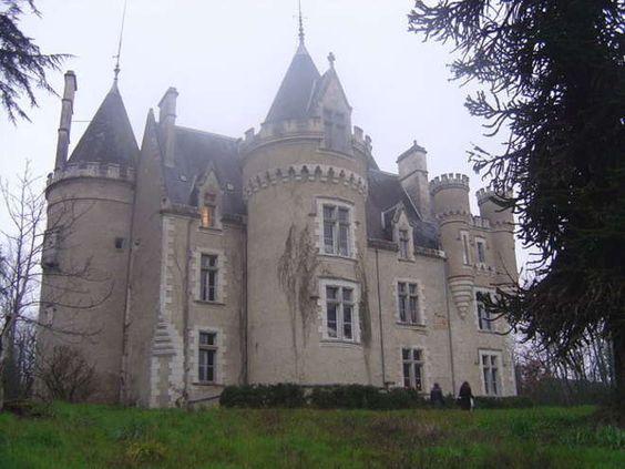 Chateau de Fourgeret