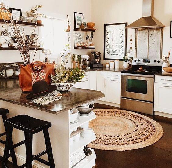 Cuisine ménage Melis Vanzetti