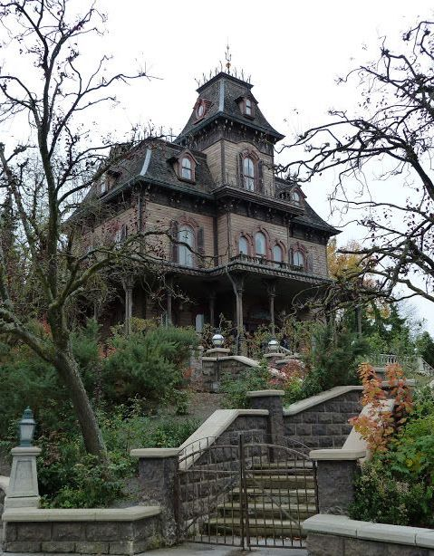Disneyland Paris Phantom Manor