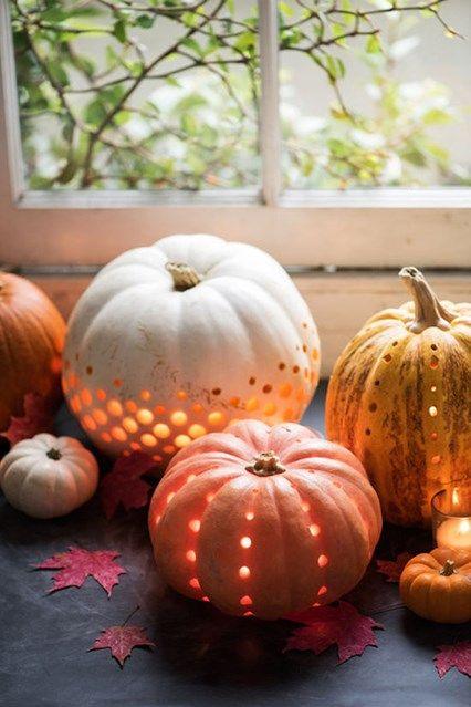 Halloween idée de décoration