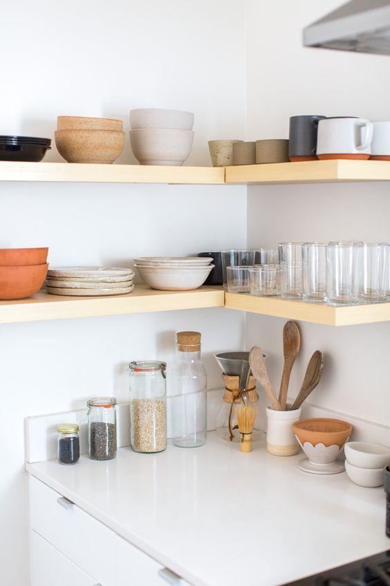 Minimalisme déco cuisine apartmenttherapy.com