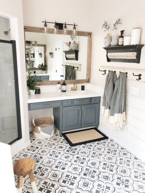 Salle de bain ladyslittleloves