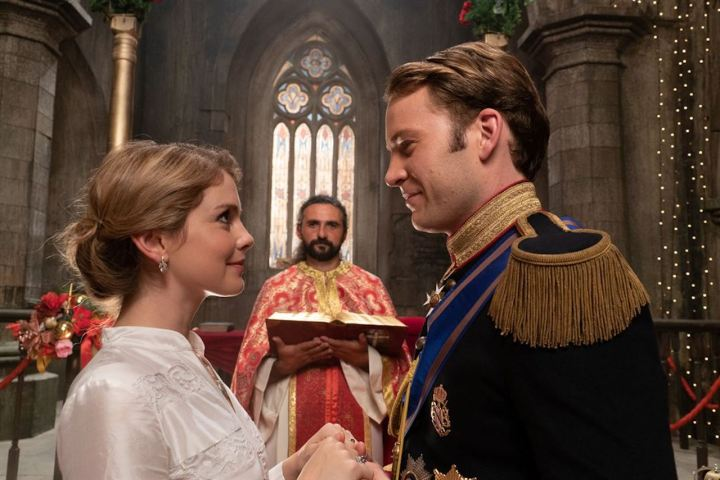 A Christmas Prince the Royal Wedding Film Noel