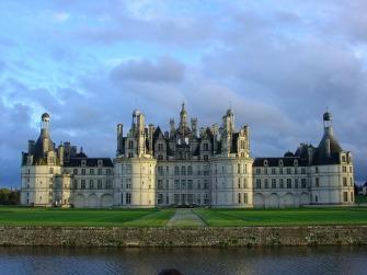 L'architecture du château de Chambord