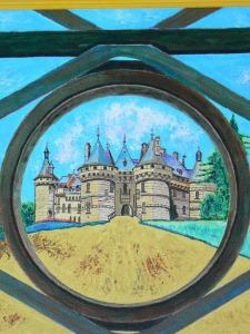 chateau de chaumont histoire