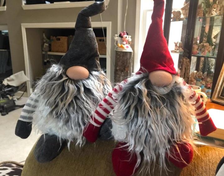 Gnomes de Noel