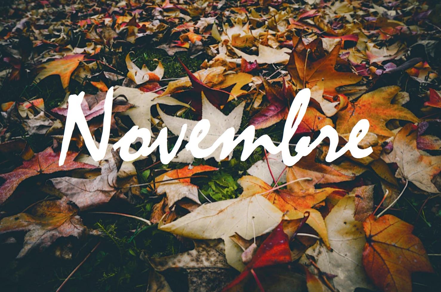 6 façons de booster votre humeur en novembre