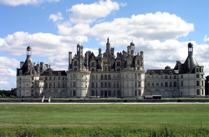 Visiter les châteaux de la Loire en troisjours