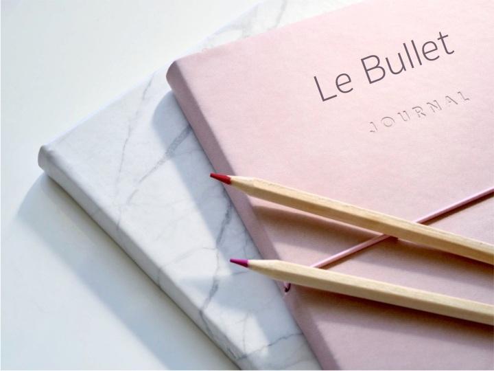 Comment s'organiser avec le BulletJournal