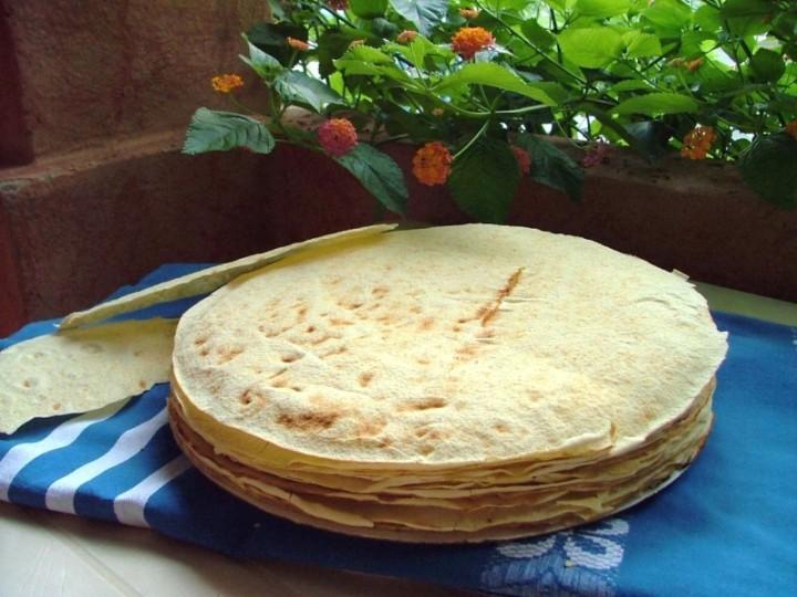 pain carasau sardaigne