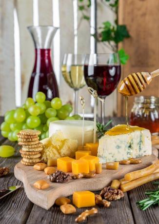vin fromage sardaigne