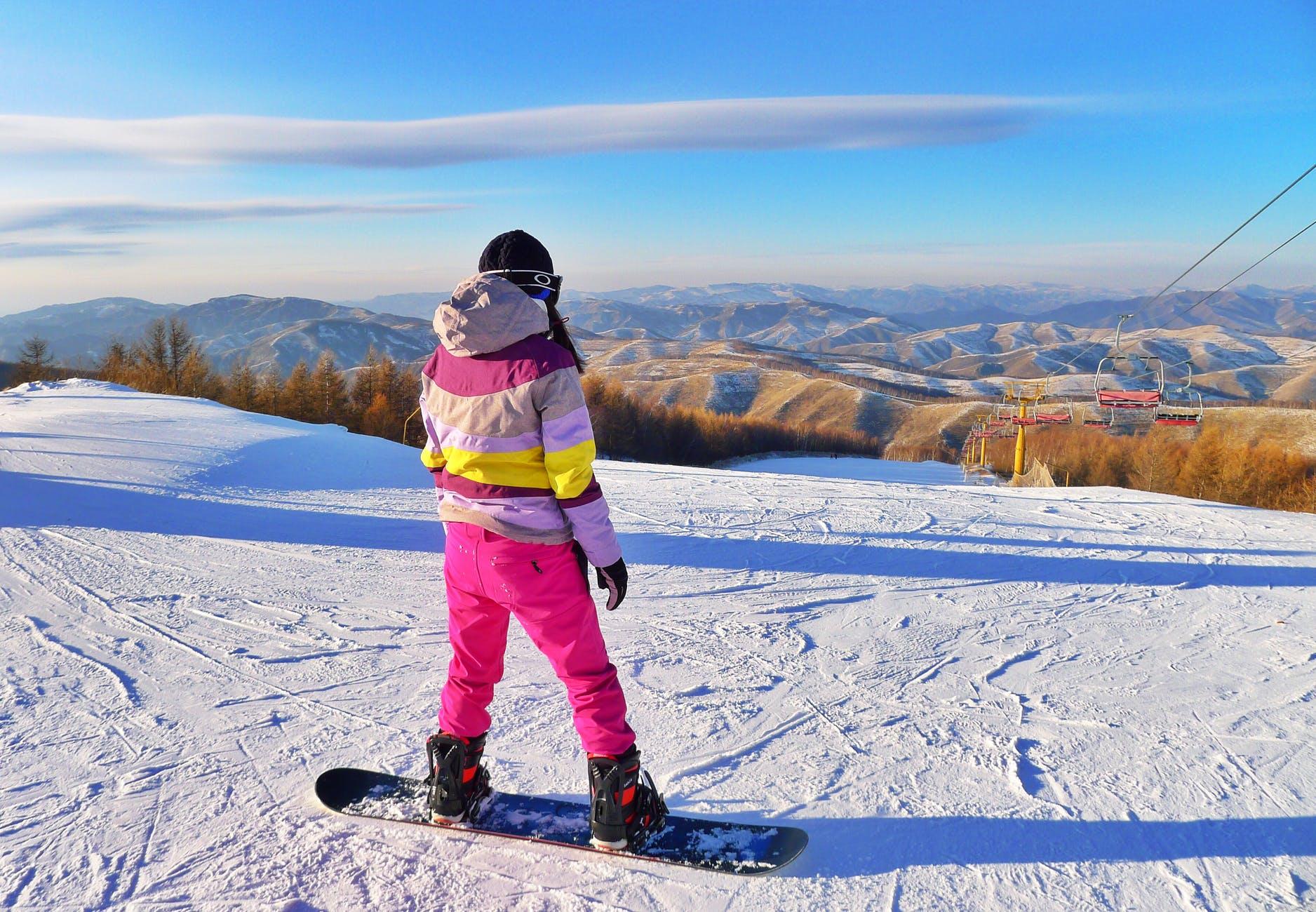 Et vous, partez-vous au ski cet hiver?
