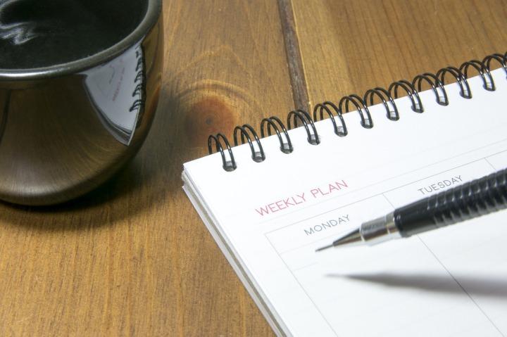 calendrier motivation