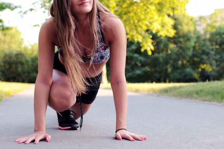 ecrivez vos objectif fitness