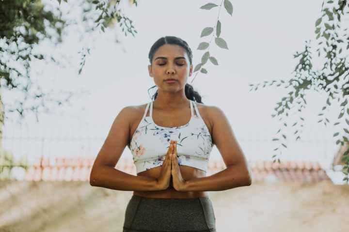 la meditation en soutient