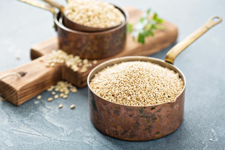 quinoa salade cuisine
