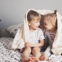 Organiser une soirée pyjama avec ses enfants