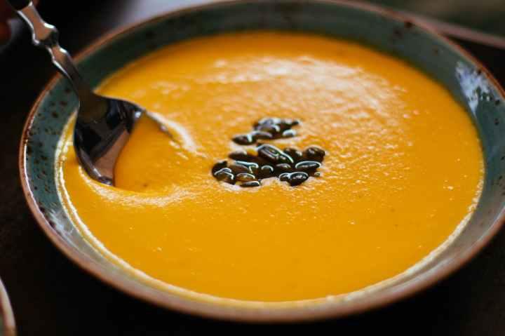 soupe de courge lyonnaise