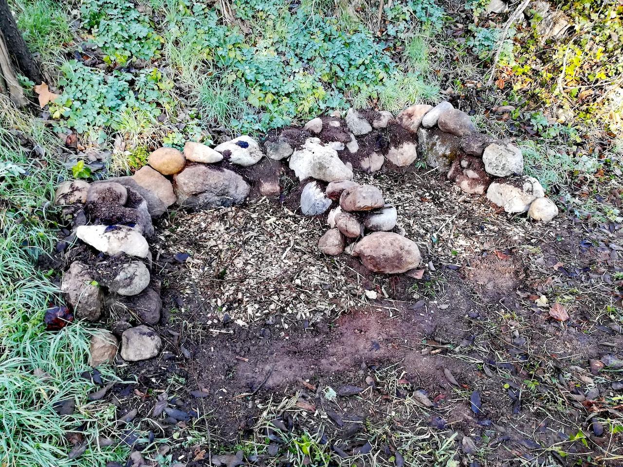 Construire son composteur en pierre