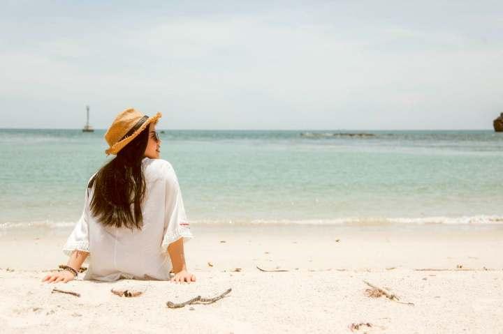 proteger ses cheveux du soleil