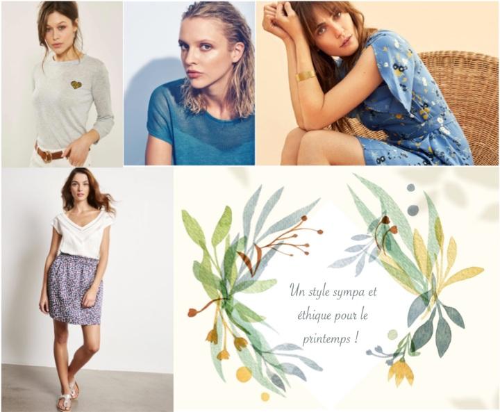 8 styles tendance pour le printemps
