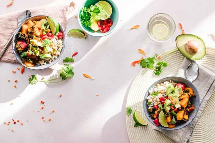 salade dietetique
